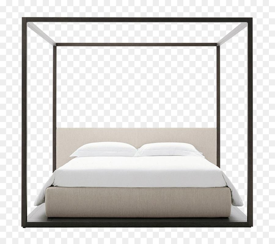 Cama con dosel de la cama con dosel de Muebles de Dormitorio - cama ...