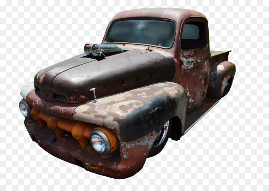 Pickup Truck Classic Car Png Download 4928 3450 Free Transparent