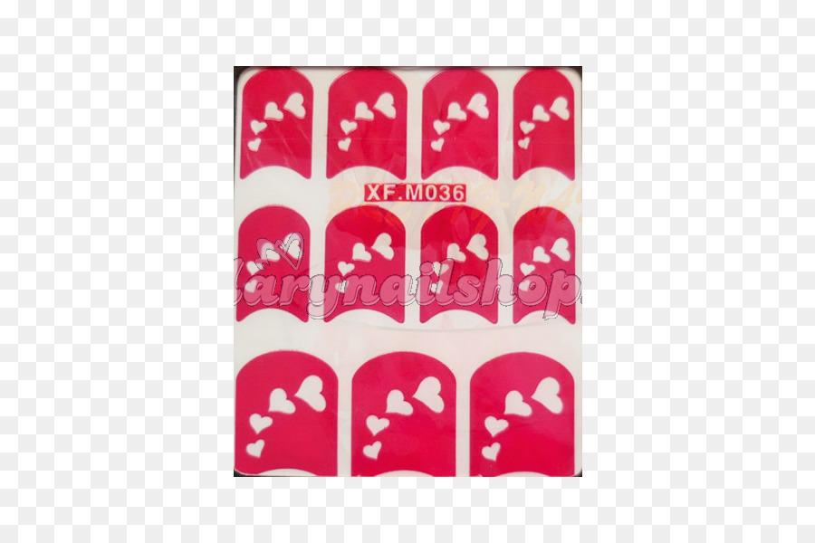 Nail art Stencil Sticker Nail Polish - Nail png download - 600*600 ...