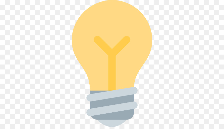 Incandescent light bulb Emoji LED lamp Symbol - light png download ...