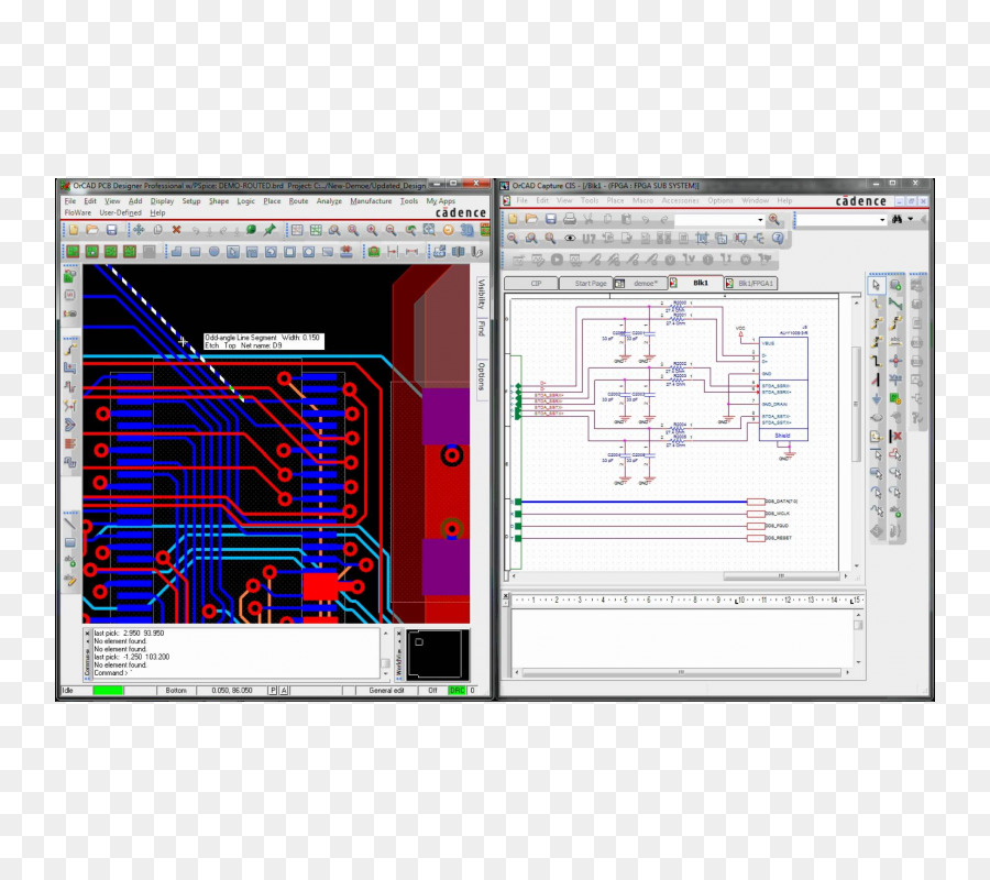OrCAD Computer Software Electronic circuit Ansys Electronics ...