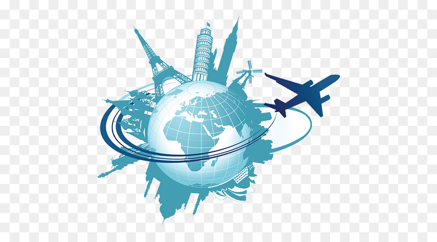 Resultat d'imatges de dibujo viaje avion alrededor del mundo