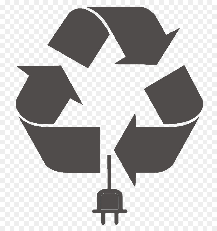 Recycling Symbol Glass Recycling Waste Symbol Png Download 1662