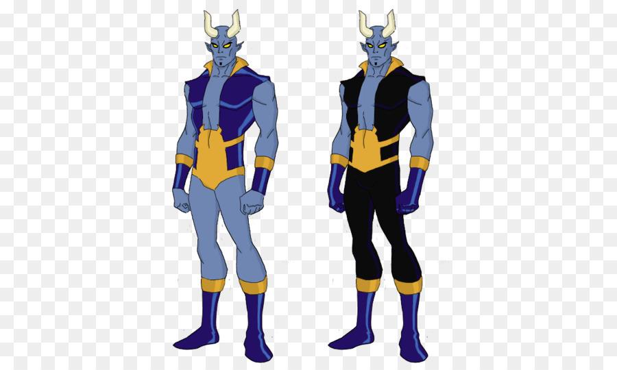 Blue Devil Superhéroe de DC Comics dibujos animados - dc comics png ...