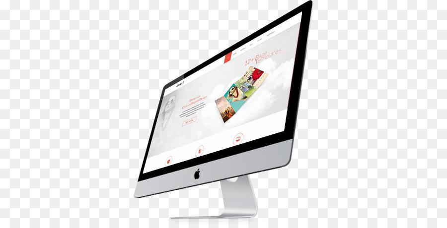 Responsive web design Blog de WordPress Tema de Plantilla ...