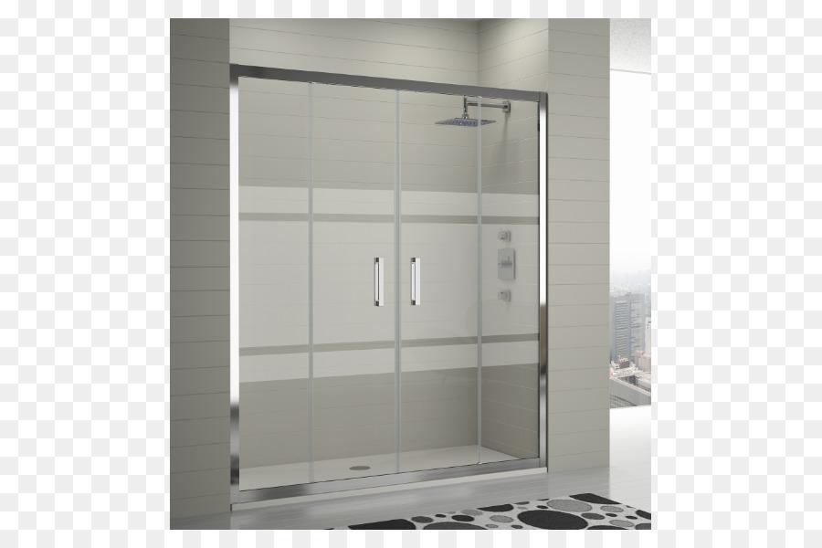 Folding Screen Shower Sliding Door Toughened Glass Bathroom Shower