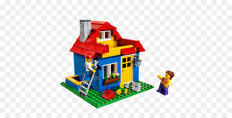 Lego House Toy png download - 600*450 - Free Transparent Lego House