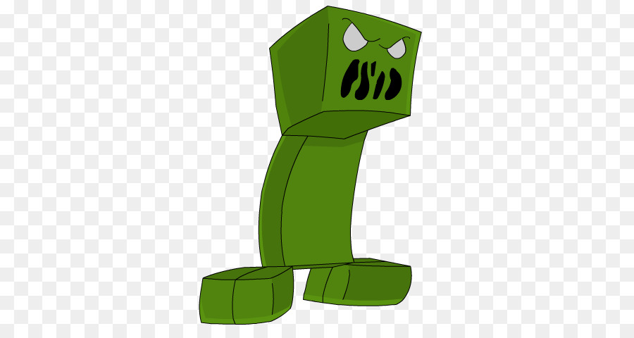 Minecraft Creeper Cartoon Comics Clip Art Minecraft Png Download
