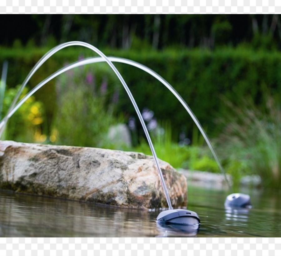 Jet d\'Eau de bassin de Jardin OASE - la fontaine à eau ...