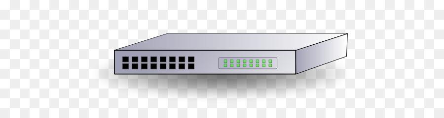 Network switch Computer network diagram Ethernet hub Clip art ...