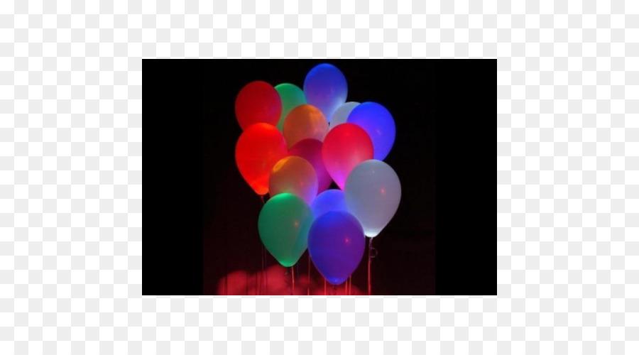 balloon light balloon light party glow stick light
