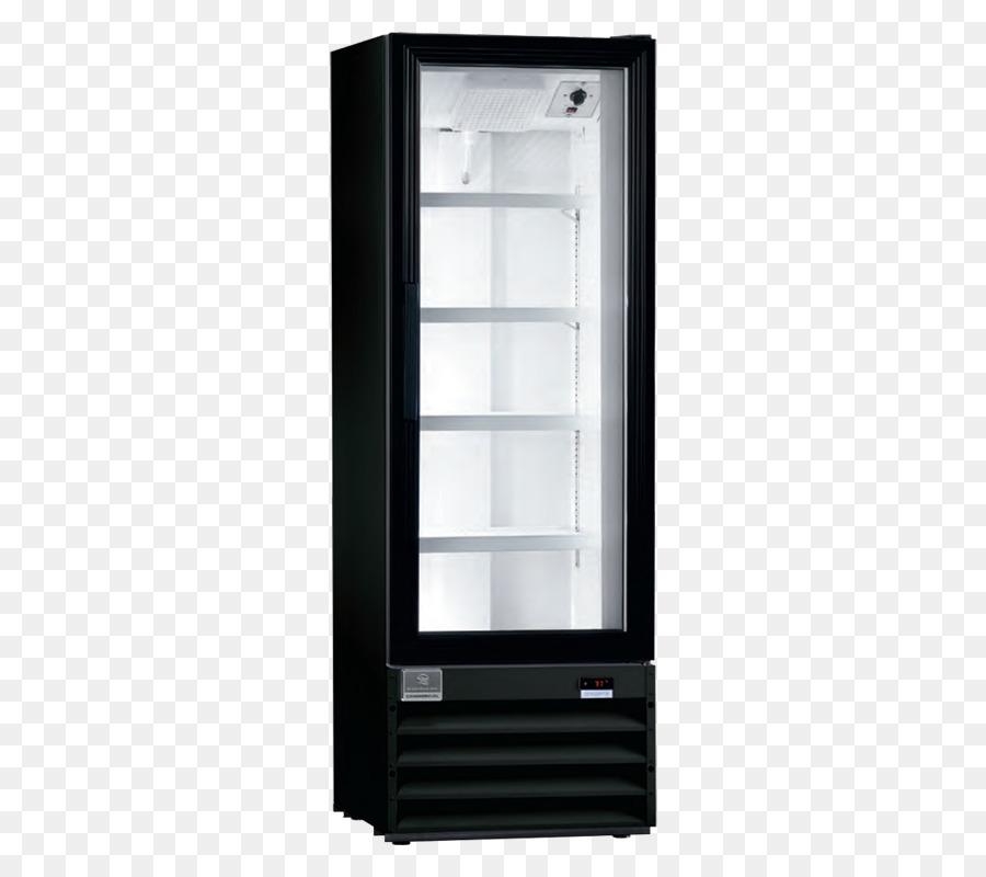 Refrigerator Window Sliding Glass Door Refrigeration Refrigerator