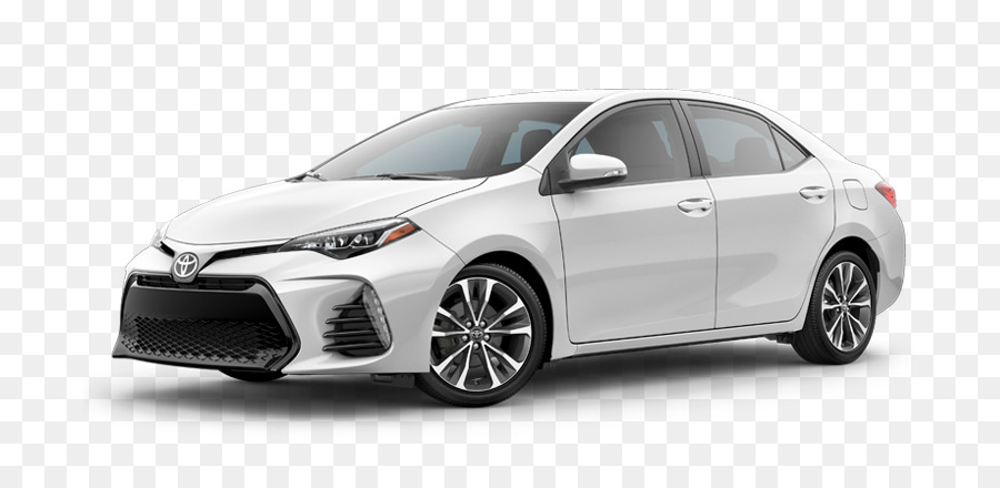 2017 Toyota Corolla Compact Car 2018 Camry Png 750 422 Free Transpa