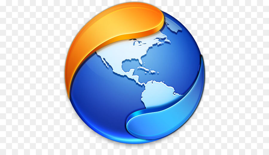 Mercury Browser Globe png download - 512*512 - Free Transparent