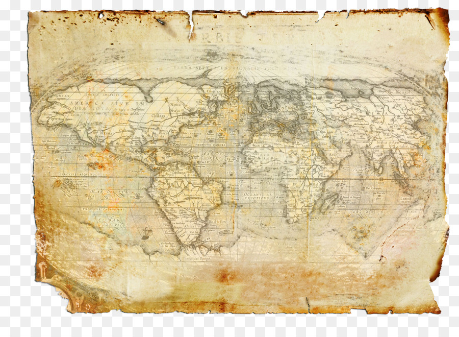 Map Of The World Before Columbus.Voyages Of Christopher Columbus World Map Columbus Day Treasure