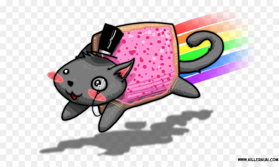 nyan cat youtube pusheen desktop wallpaper cat png download 1280