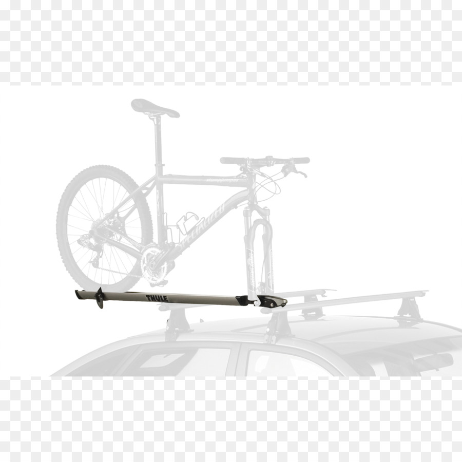 Bicycle Frames Bicycle carrier Thule Group - car png download - 1200 ...