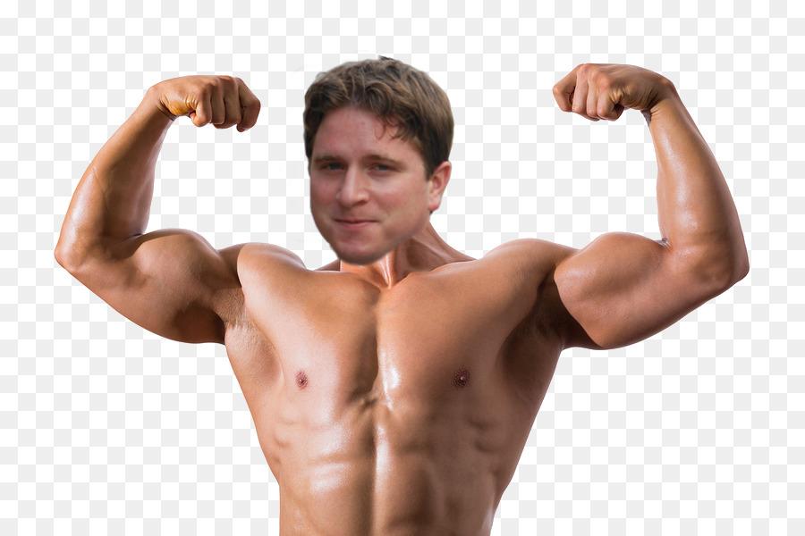 El músculo Bíceps del Brazo de Culturismo de la fotografía de Stock ...