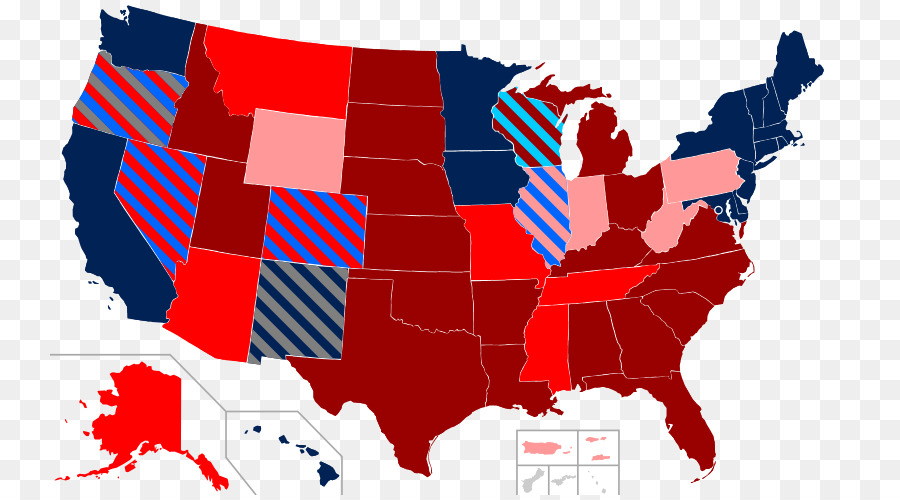 Us Map Blue Red States.Red States And Blue States Iowa U S State Capital Punishment Map