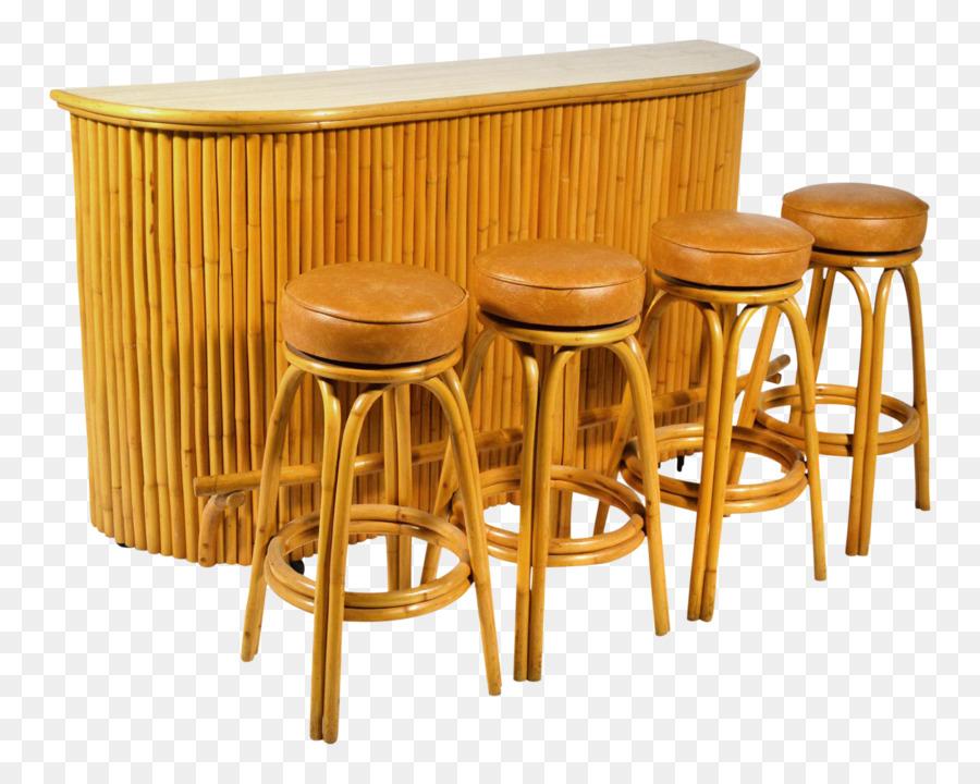 Table Bar Stool Tiki Bar Seat   Table
