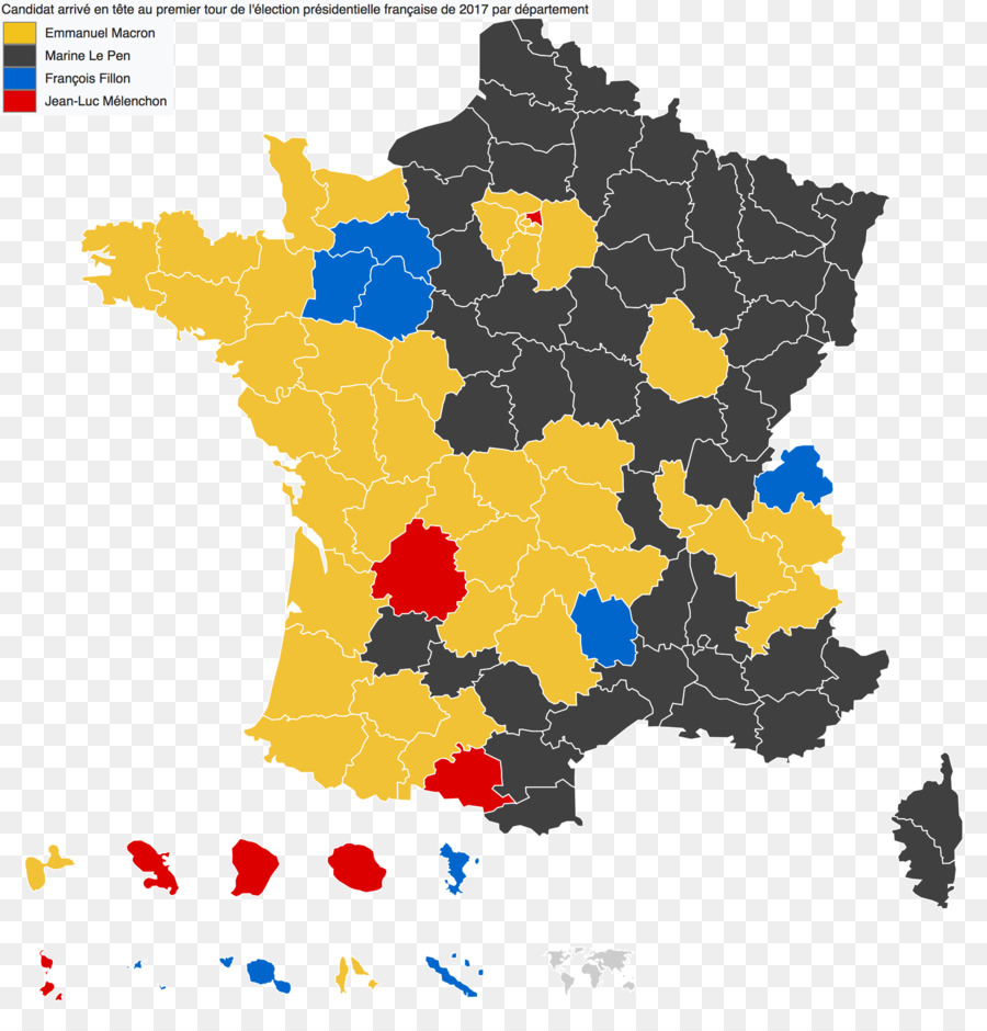 French Presidential Election 2017 France United States Presidential - 2017-us-election-map