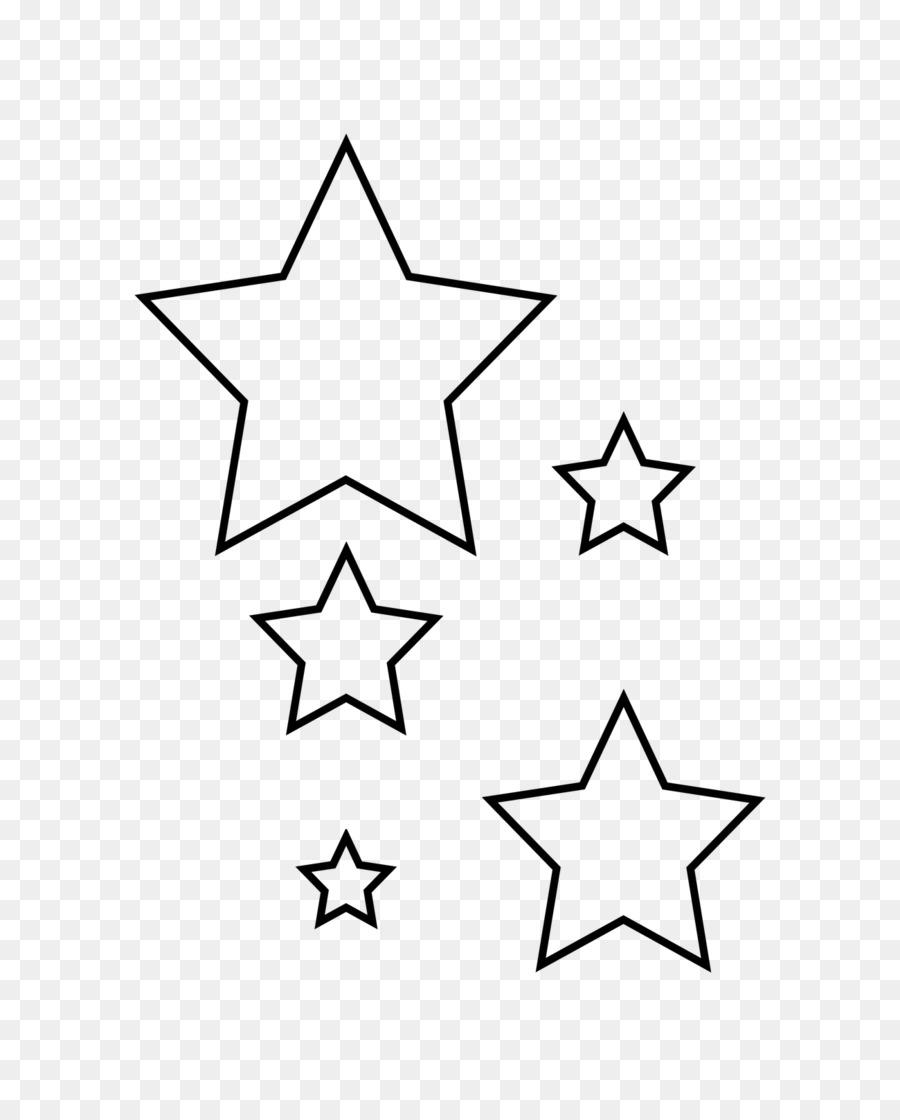 star stencil template clip art star png download 1300 1600