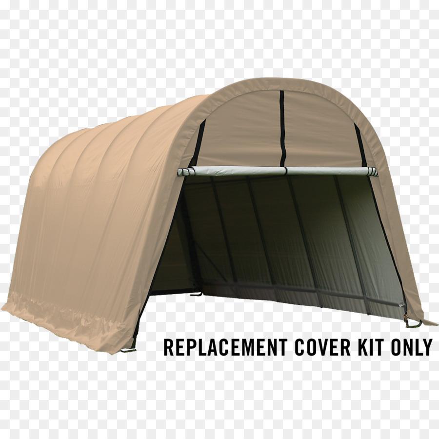 ShelterLogic Cobertizo-en-una-Caja de Refugio de la Lógica de Garaje ...
