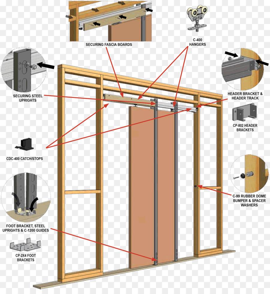 Sliding Door Sliding Glass Door Pocket Door Wood Door Png Download
