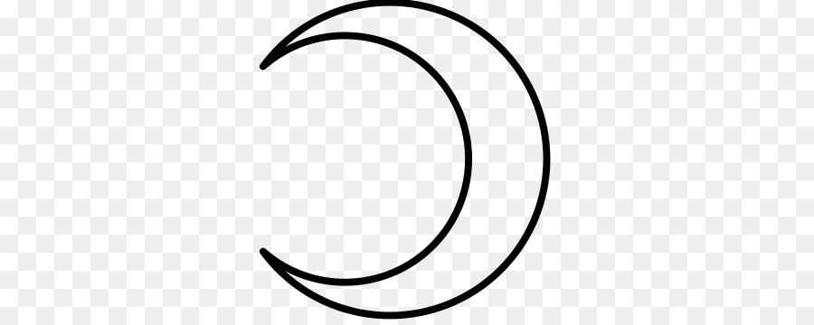 Crescent Sailor Moon Symbol Lunar Phase Moon Png Download 334