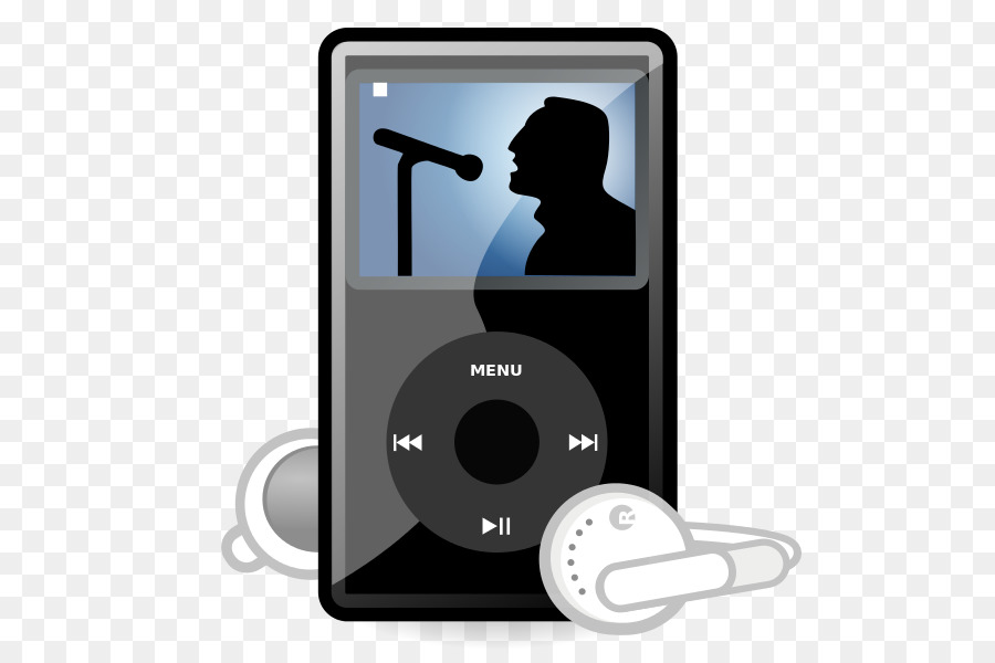 Headphones Cartoon png download - 600*600 - Free Transparent
