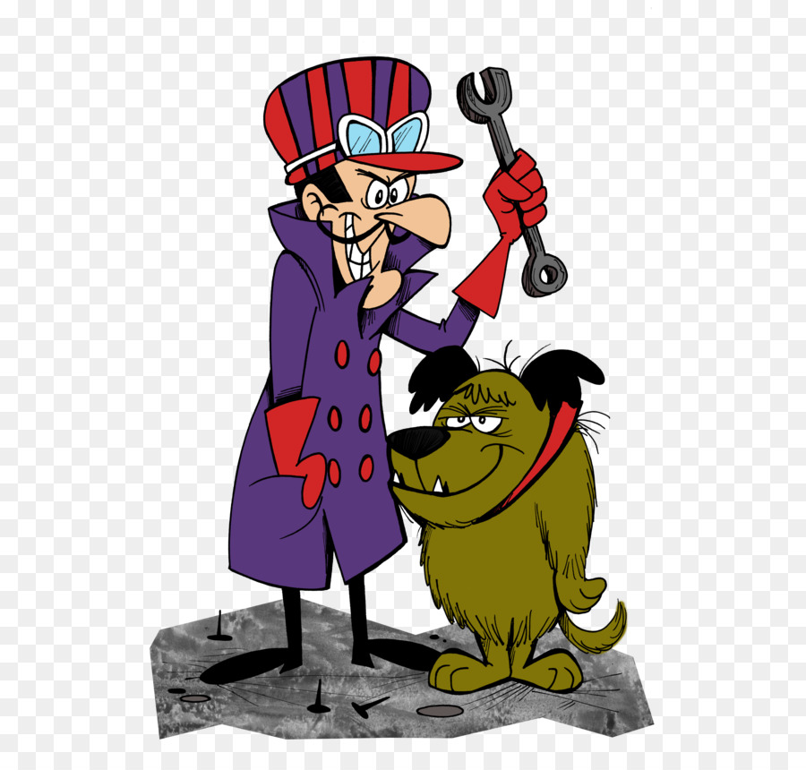 muttley Dastardly dick