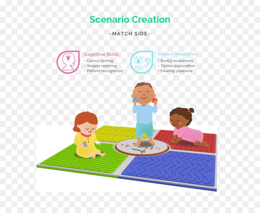 Toddler Child Learning Skill Sensory Processing Sensory