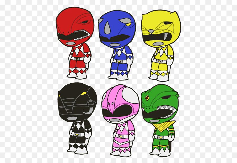 Kimberly Hart Ranger Rojo Tommy Oliver Power Rangers Billy Cranston ...