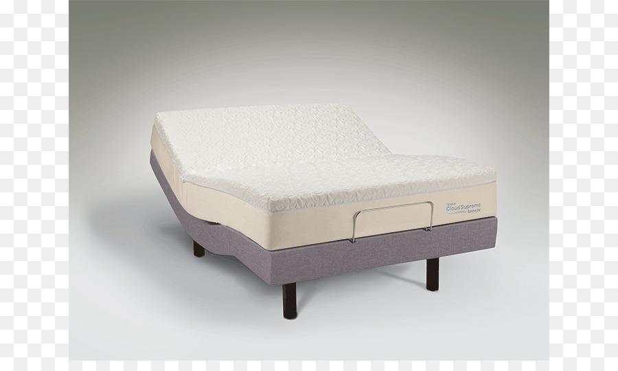 Tempur-Pedic Adjustable bed Headboard Mattress Bed frame - Mattress ...