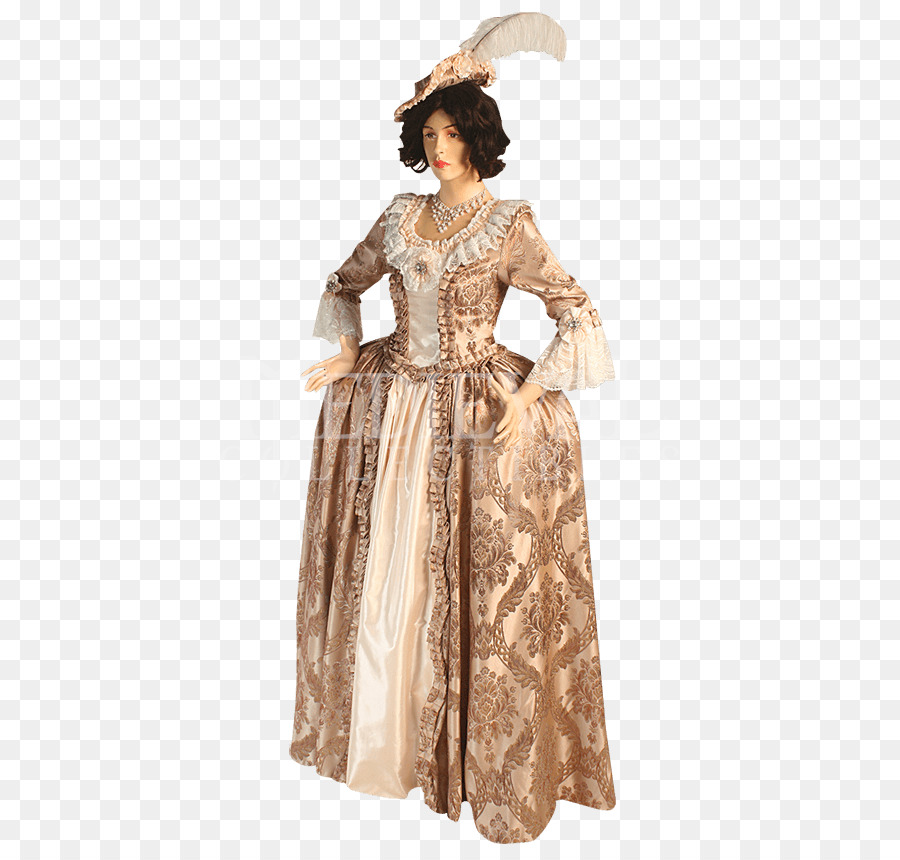 Gown Dress Fashion Baroque Clothing - dress png download - 850*850 ...