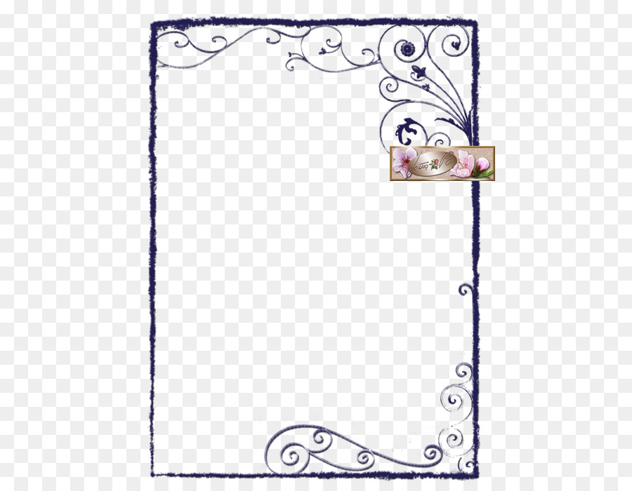 Picture Frames Graphic design Photography Blue - 300 Dpi png ...