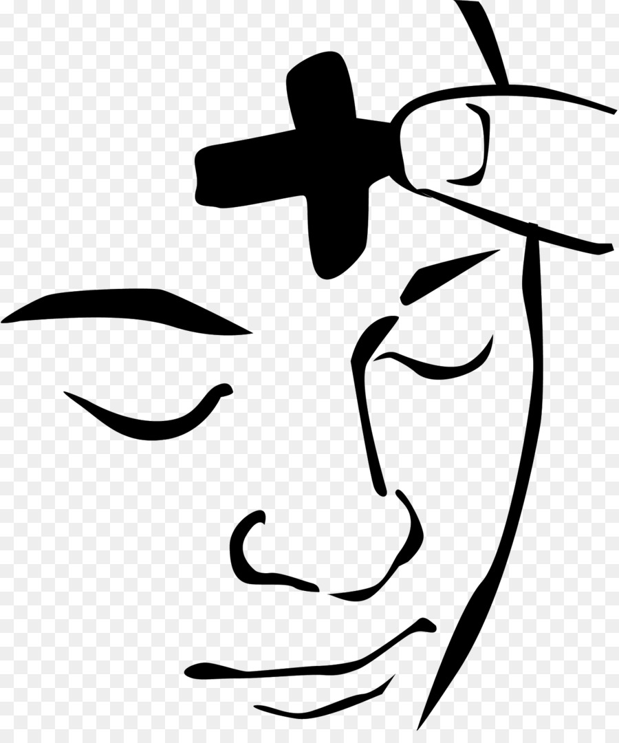 ash wednesday christianity lent mass clip art draw png download rh kisspng com Free Clip Art of Jesus Lent Free Christian Clip Art for Lent