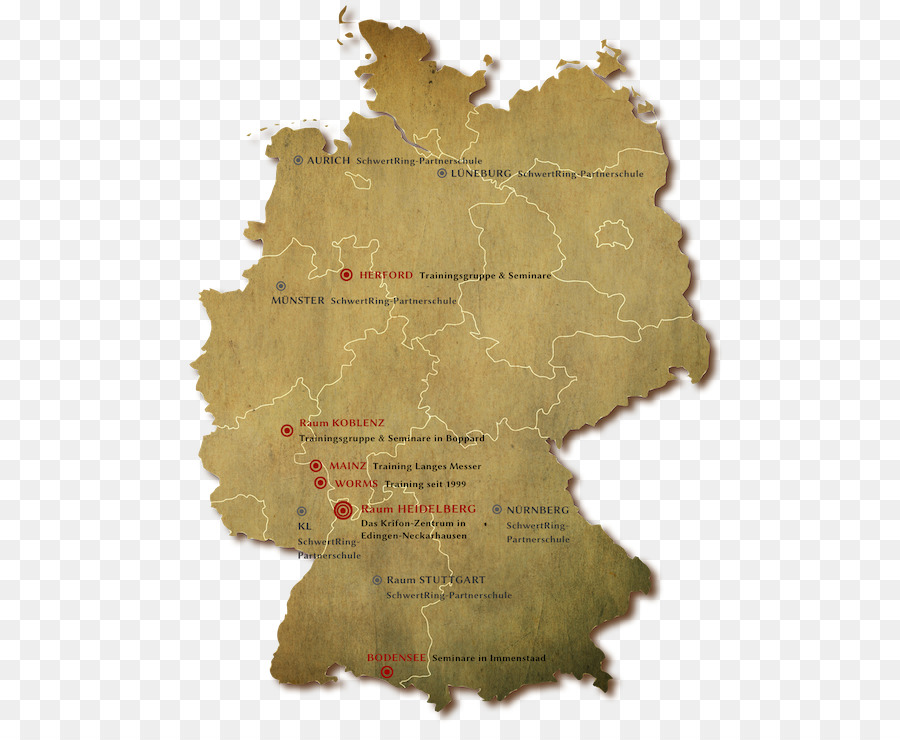 West Germany Map png download - 550*725 - Free Transparent West ...