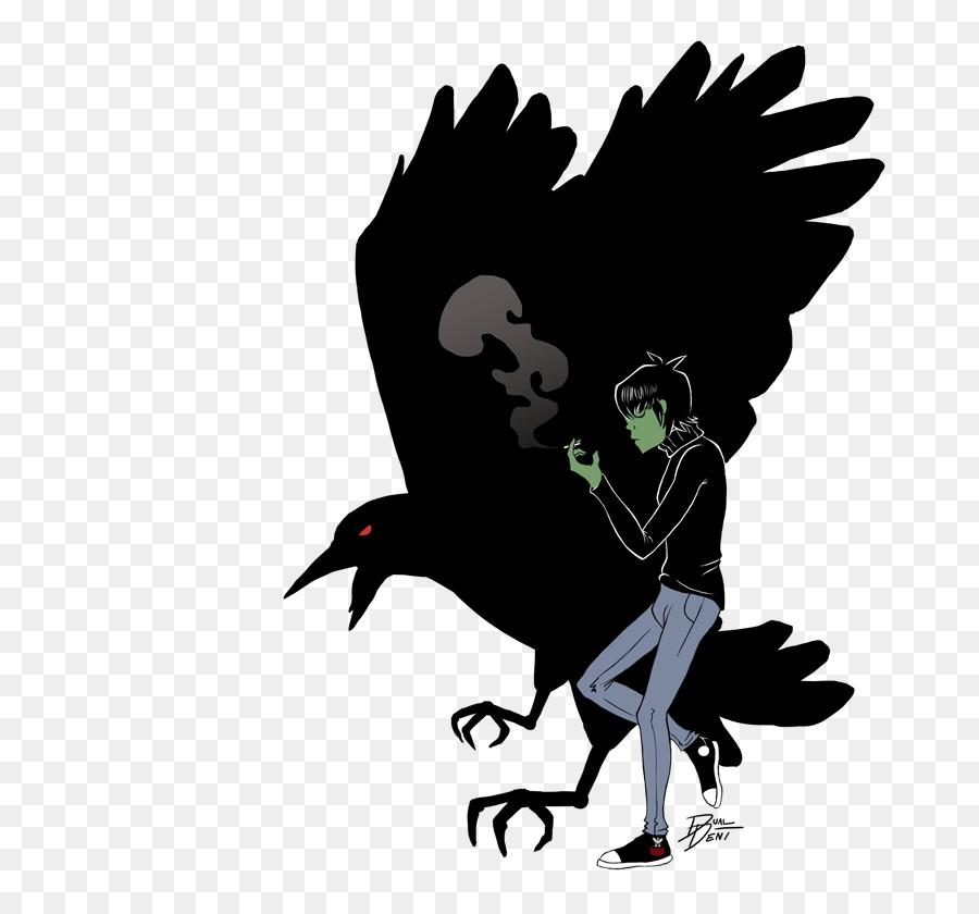 O Green World Gorillaz Art Jamie Hewlett Png Download 800 821