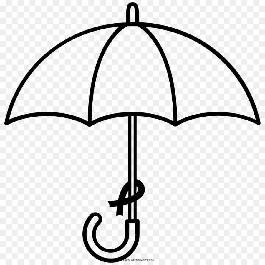 Dibujo Paraguas de la Lluvia para Colorear libro - paraguas Formatos ...