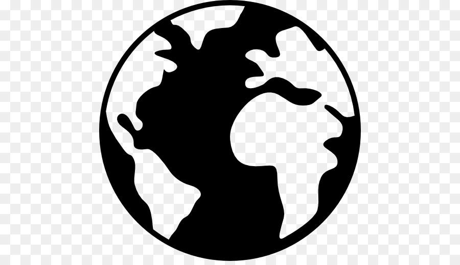 Earth Symbol World Globe