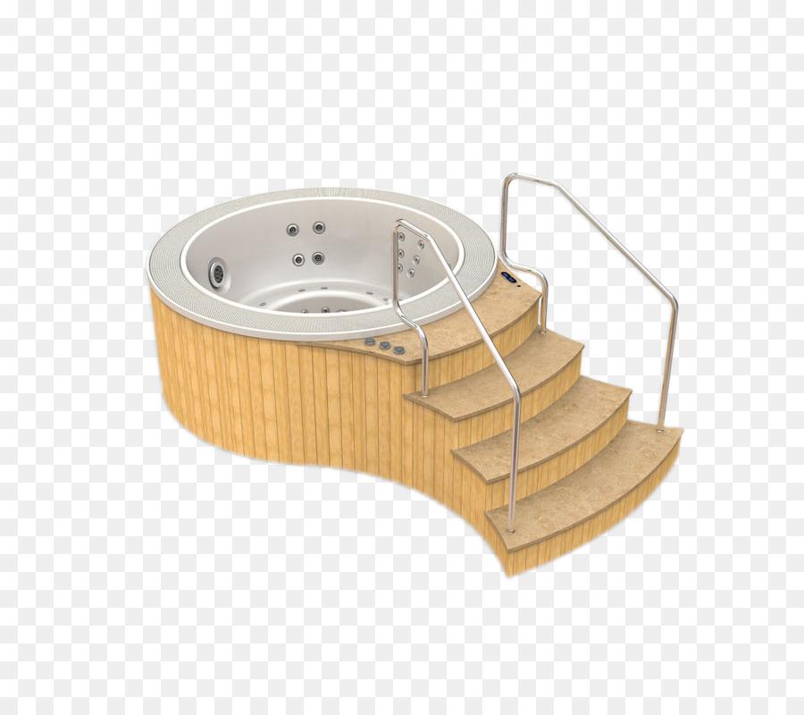 Bañera de hidromasaje de la piscina Bañera Spa Garden - bañera png ...