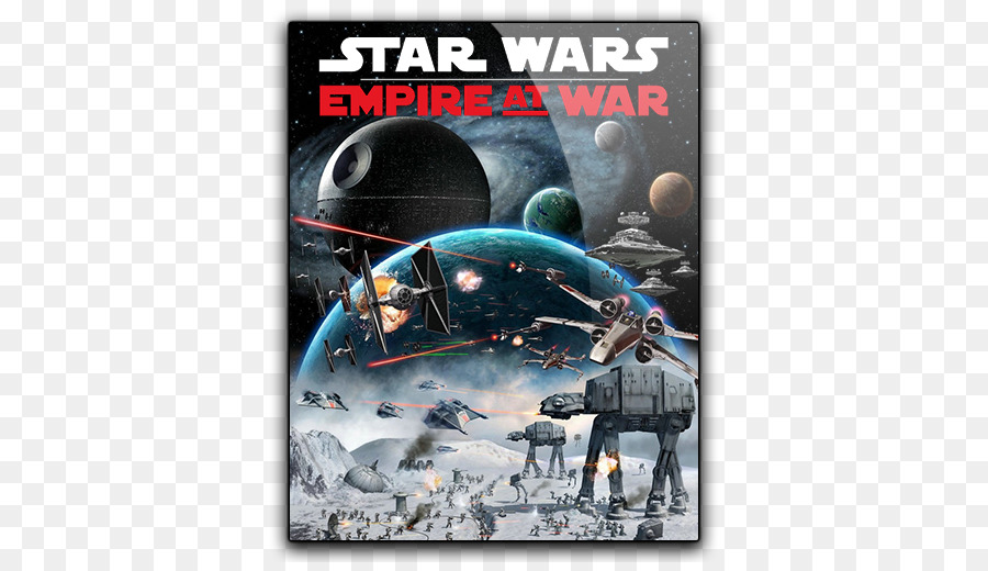 Star Wars Empire At War Forces Of Corruption Poster png download