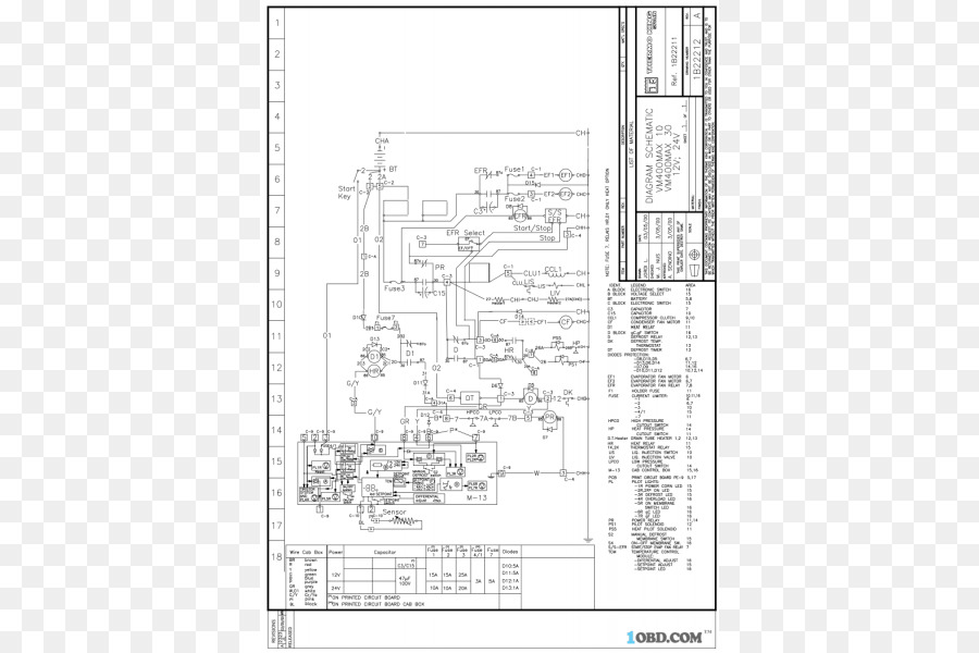 thermo king v300 max wiring diagram