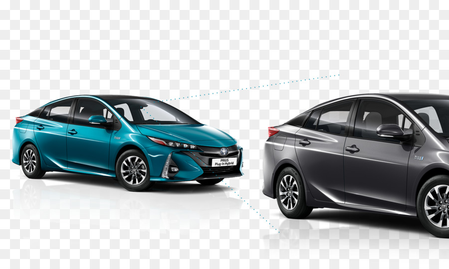 Toyota Prius Plug In Hybrid Mid Size Car Electric Vehicle Png 1600 956 Free Transpa Plugin