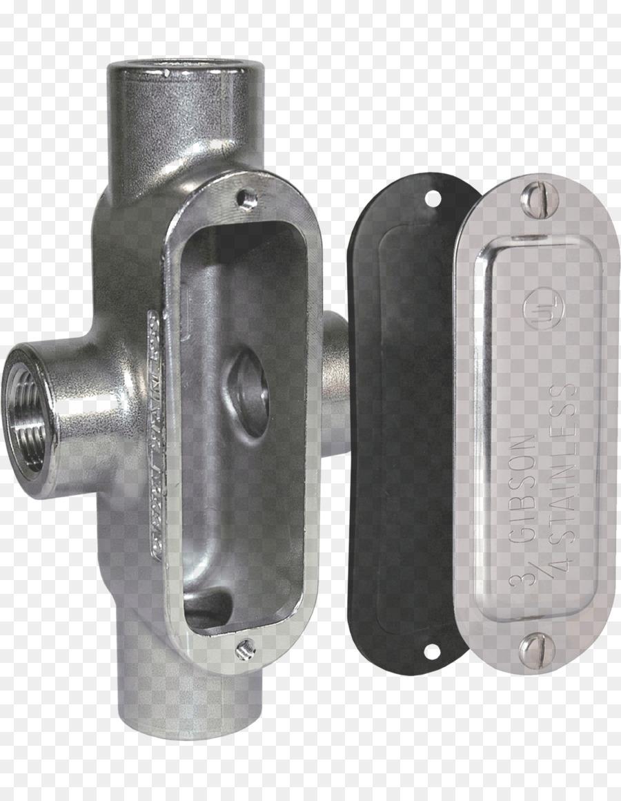 Electrical conduit Stainless steel Junction box Metal - Us Steel ...