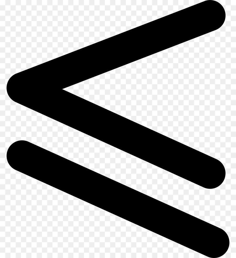 Less Than Sign Equals Sign Symbol Mathematics Symbol Png Download