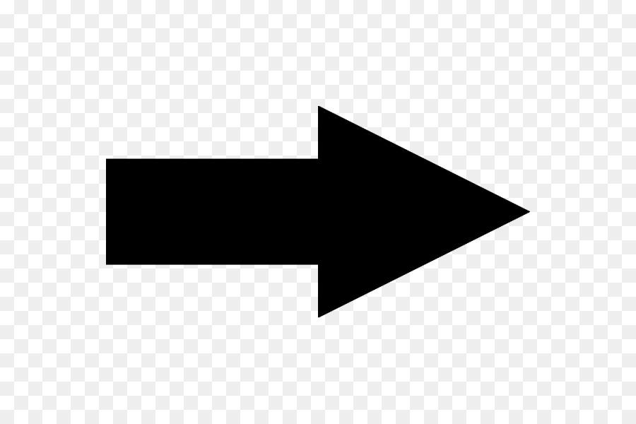 El Símbolo de flecha de Dirección, la posición, o la indicación de ...