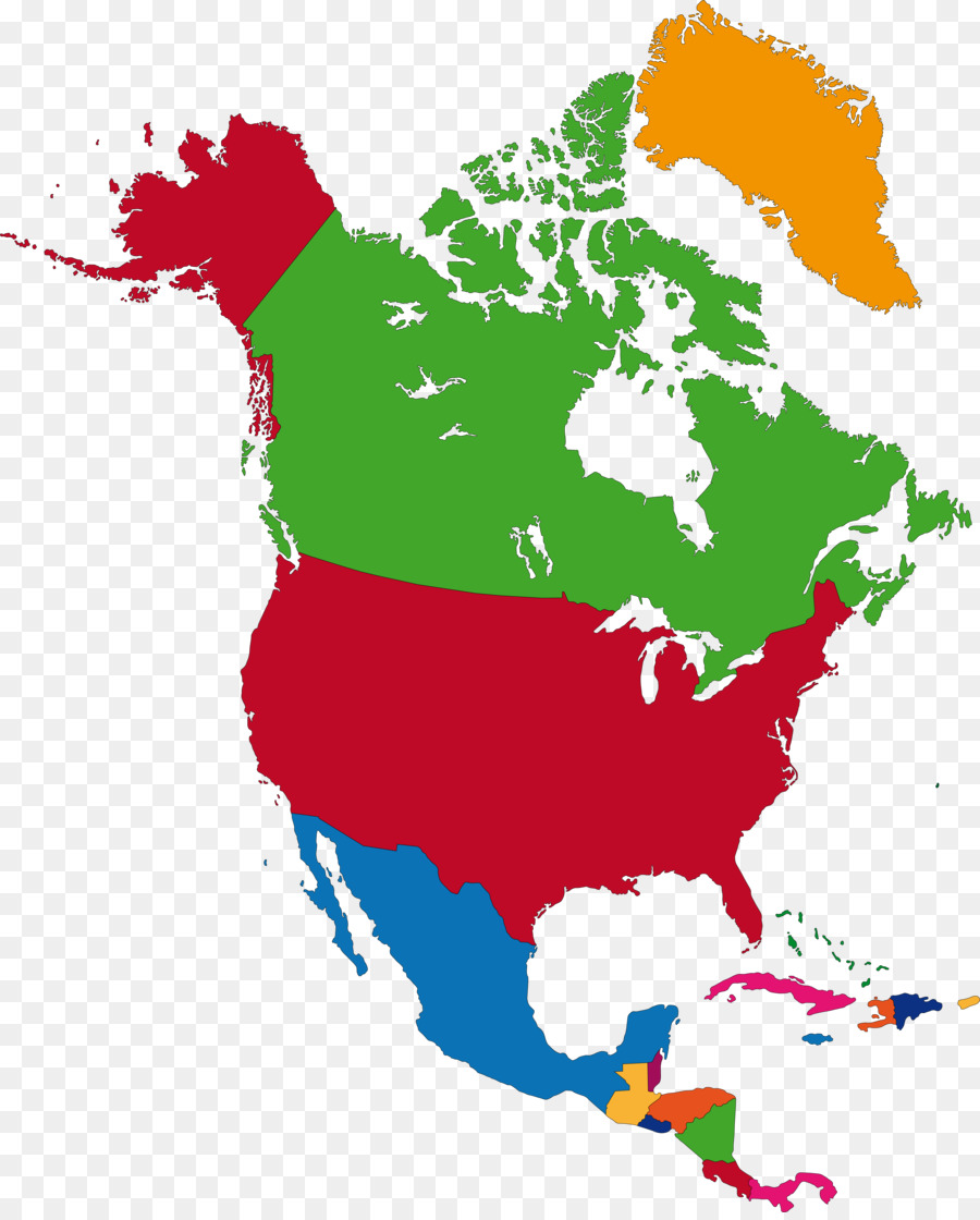 United States World map Clip art - united states png download - 6227 ...