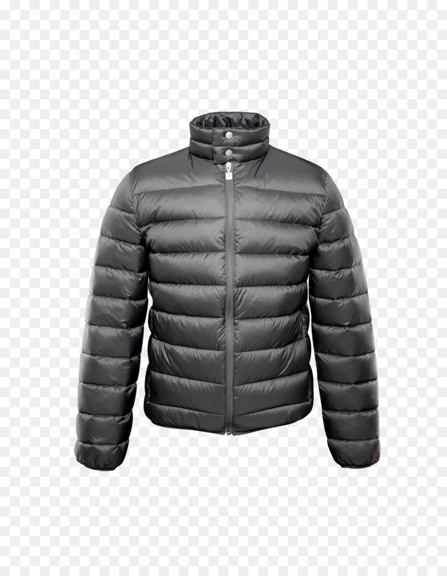 rivenditore online 43fb7 83b40 Leather jacket Giubbotto Canada Goose Coat - jacket png ...